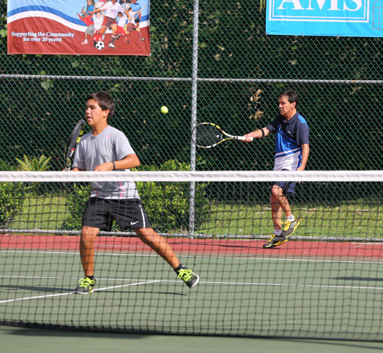 Quality Cup Tennis Tournament Sunday Results Pnc News First