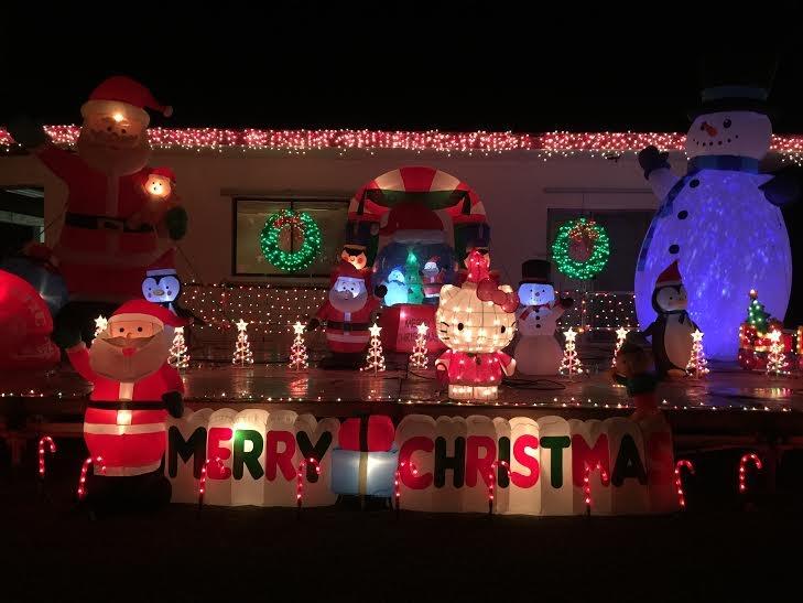 guam - Pnc Christmas Lights