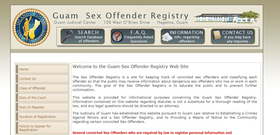How do i find out what a sex offender did