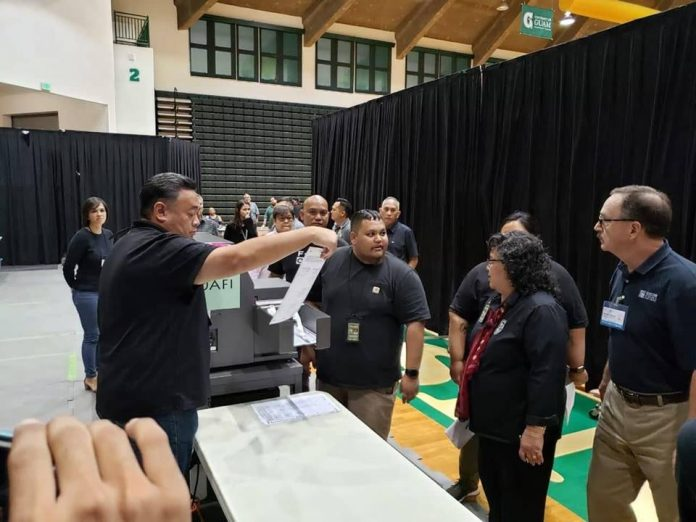 Tabulators deemed fit for count