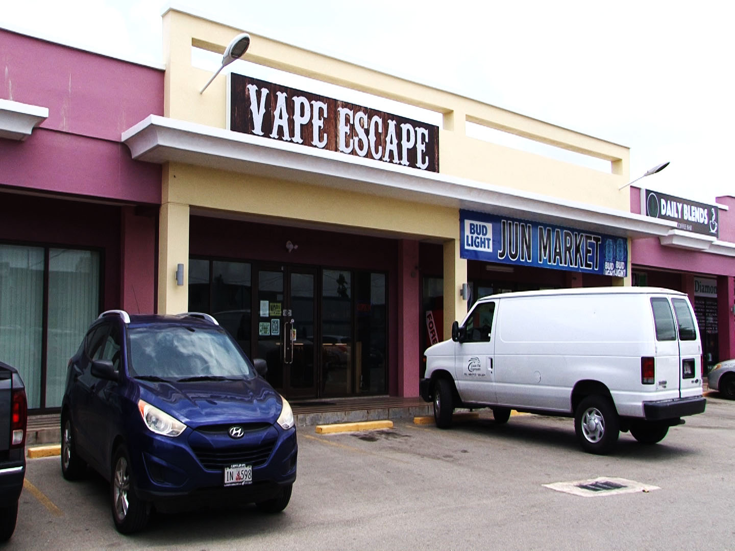 Assistance sought in attempted vape shop break-in | PNC News First
